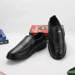 Giày lười da nam HN315 shop HÂN NHI
