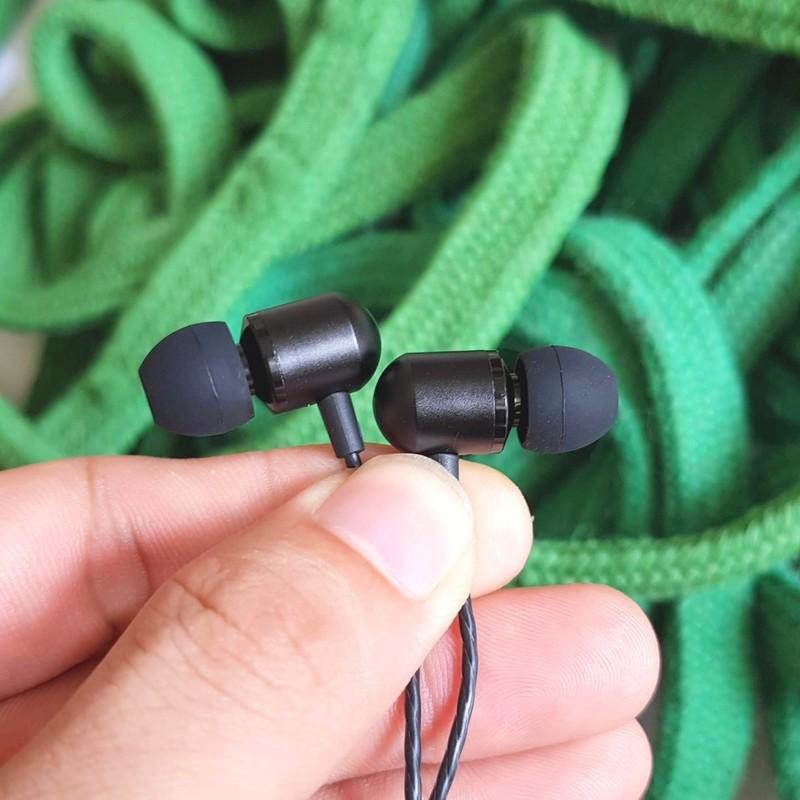 Tai nghe siêu mượt nghe trong veo I8 - Tai nghe mượt 1