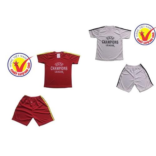 Sét 2 bộ đồ thể thao trẻ em, áo đấu câu lạc bộ dành cho bé trai và bé gái, thời trang thun lạnh cho bé từ 10-40kg - 12456256 , 20264720 , 15_20264720 , 140000 , Set-2-bo-do-the-thao-tre-em-ao-dau-cau-lac-bo-danh-cho-be-trai-va-be-gai-thoi-trang-thun-lanh-cho-be-tu-10-40kg-15_20264720 , sendo.vn , Sét 2 bộ đồ thể thao trẻ em, áo đấu câu lạc bộ dành cho bé trai và b