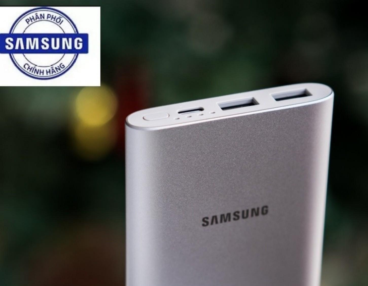 PIN SẠC DỰ PHÒNG Samsung-10000mAh EB-P1100CSEGWW Chính hãng