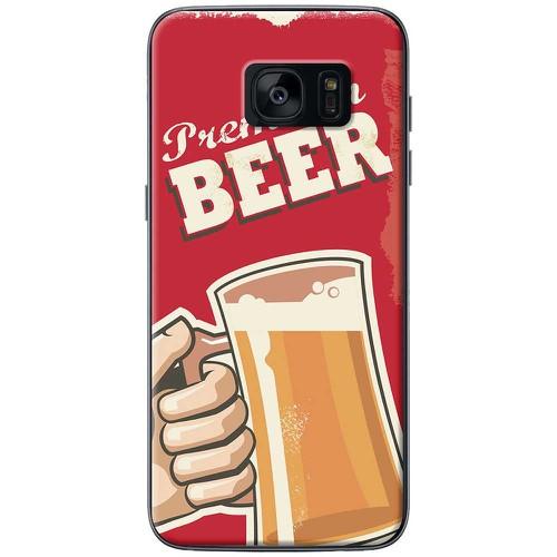 Ốp lưng nhựa dẻo samsung s7 premium beer