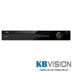 Đầu ghi hình camera quan sát Đầu ghi hình camera quan sát Đầu ghi hình camera quan sát 16 kênh 5 in 1 KBVISION KX-7216H1