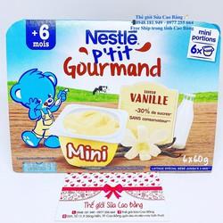 Váng Sữa Nestle Pháp 6x60g