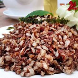 Gạo lứt sấy gia vị vừa ăn 500g