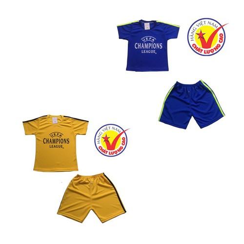 Sét 2 bộ đồ thể thao trẻ em, áo đấu câu lạc bộ dành cho bé trai và bé gái, thời trang thun lạnh cho bé từ 10-40kg - 12456146 , 20264600 , 15_20264600 , 140000 , Set-2-bo-do-the-thao-tre-em-ao-dau-cau-lac-bo-danh-cho-be-trai-va-be-gai-thoi-trang-thun-lanh-cho-be-tu-10-40kg-15_20264600 , sendo.vn , Sét 2 bộ đồ thể thao trẻ em, áo đấu câu lạc bộ dành cho bé trai và b