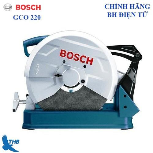 Máy cắt sắt Bosch GCO 220 - 11680710 , 20263063 , 15_20263063 , 3290000 , May-cat-sat-Bosch-GCO-220-15_20263063 , sendo.vn , Máy cắt sắt Bosch GCO 220