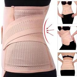 Đai nịt bụng định hình đa năng Loại 1 - có dây chéo chống bị cuộn lại - Free size