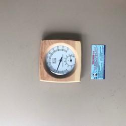 Ẩm kế nhiệt kế Sawo - ẨM kế nhiệt kế phòng xông hơi