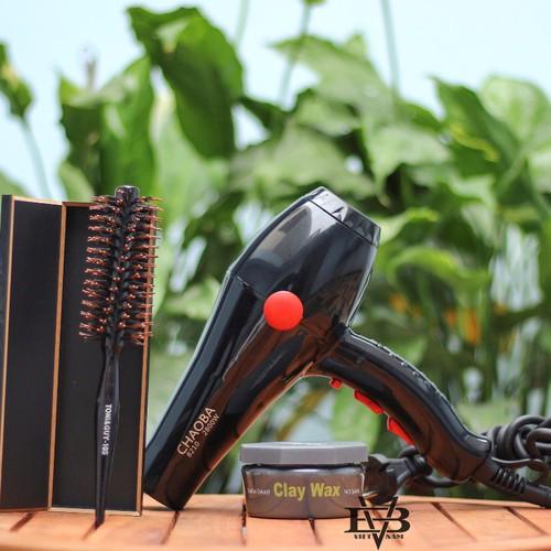 Combo sáp vuốt tóc clay wax 100g máy sấy tóc chaoba hai chiều cao cấp 2800w tặng lược tròn tạo kiểu tóc cao cấp - 12455380 , 20263513 , 15_20263513 , 400000 , Combo-sap-vuot-toc-clay-wax-100g-may-say-toc-chaoba-hai-chieu-cao-cap-2800w-tang-luoc-tron-tao-kieu-toc-cao-cap-15_20263513 , sendo.vn , Combo sáp vuốt tóc clay wax 100g máy sấy tóc chaoba hai chiều cao cấ