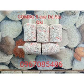COMBO 5 ĐÁ SỦI OXI - 2525274 thumbnail