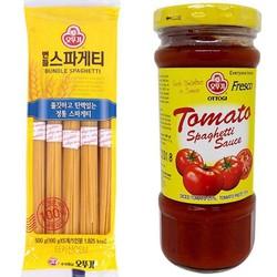 COMBO Xốt Spaghetti nấu mì ý Ottogi Hàn Quốc