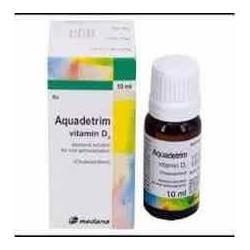 Aquadetrim D3 cho trẻ sơ sinh