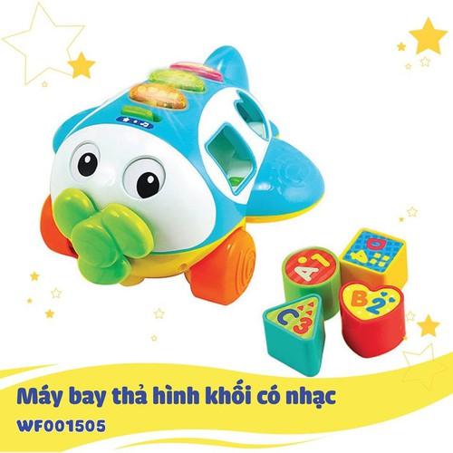 Máy bay thả hình khối có đèn nhạc winfun 1505 - 12491641 , 20285045 , 15_20285045 , 338000 , May-bay-tha-hinh-khoi-co-den-nhac-winfun-1505-15_20285045 , sendo.vn , Máy bay thả hình khối có đèn nhạc winfun 1505