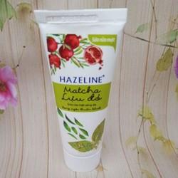 Sữa rửa mặt Hazeline Matcha lựu đỏ 15 gam