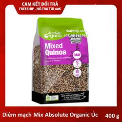 Diêm mạch Mix Absolute Organic Úc 400g
