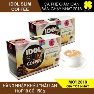 Sỉ - Combo 10 hộp cà phê giảm cân idol Thái Lan - 1181 thumbnail