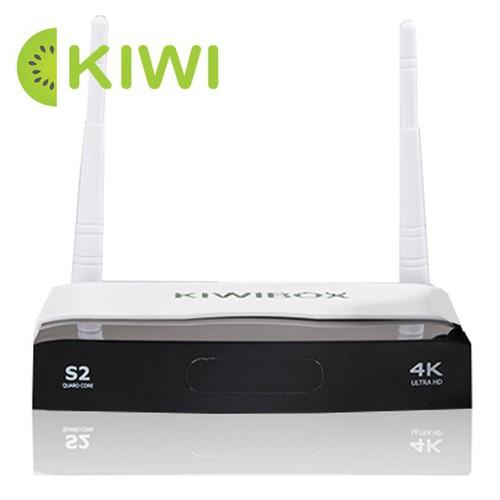 TV Box Kiwibox S2 - Hàng Chính Hãng
