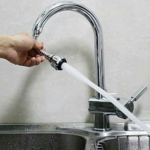 vòi nước chậu rửa bát xoay 360 độ