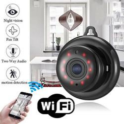 Camera Ip Wifi V380 treo tường
