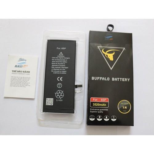 Pin dung lượng cao iphone 8p haco247  hàng chuẩn, bảo hành 12 tháng trên toàn quốc