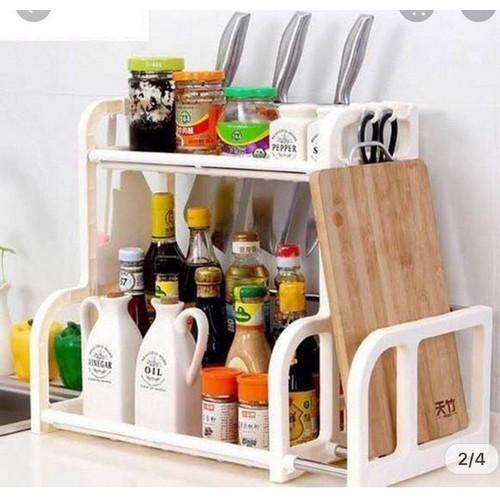 Kệ nhà bếp thông minh và tiện lợi