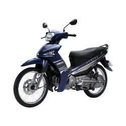 Xe máy Yamaha Sirius FI phanh đĩa- Xanh