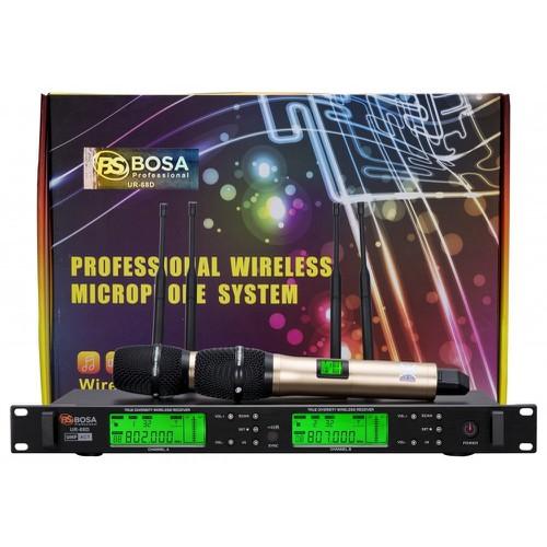 Bộ micro không dây cao cấp bosa ur-68d pro-dùng cho sân khấu biểu diễn - 12507010 , 20306369 , 15_20306369 , 6500000 , Bo-micro-khong-day-cao-cap-bosa-ur-68d-pro-dung-cho-san-khau-bieu-dien-15_20306369 , sendo.vn , Bộ micro không dây cao cấp bosa ur-68d pro-dùng cho sân khấu biểu diễn