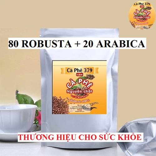 1kg cafe - cà phê hạt robusta + arabica cầu đất rang mộc nguyên chất - tỉ lệ 8ro + 2ar - thơm ngon đúng điệu cà phê hảo hạng | tặng ngay phin pha cao cấp | cà phê 379 thương hiệu cho sức khỏe - 12499098 , 20295845 , 15_20295845 , 170000 , 1kg-cafe-ca-phe-hat-robusta-arabica-cau-dat-rang-moc-nguyen-chat-ti-le-8ro-2ar-thom-ngon-dung-dieu-ca-phe-hao-hang-tang-ngay-phin-pha-cao-cap-ca-phe-379-thuong-hieu-cho-suc-khoe-15_20295845 , sendo.vn , 1k