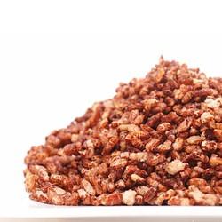 Gạo lứt sấy giòn có gia vị 1kg _ Được Kiểm Hàng