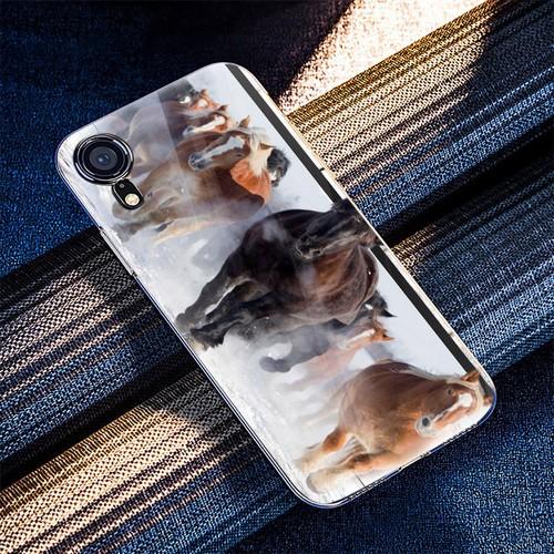 Ốp kính cường lực cho điện thoại iphone xs max - mã đáo thành công ms mdtc081