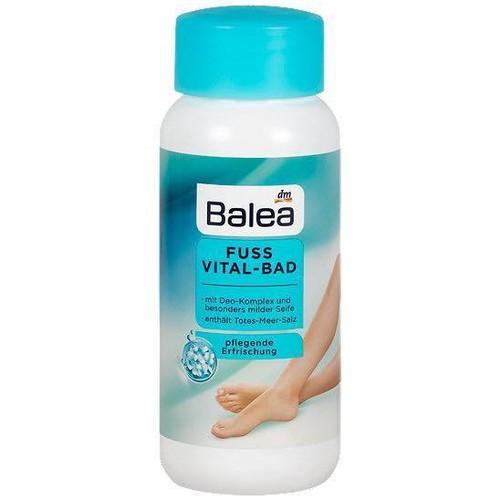 Muối ngâm chân thư giãn balea