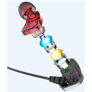 Tai nghe siêu BASS Driver Dynamic 14mm chiến hêt mọi loại game - tai nghe game 5