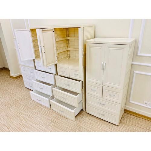 Tủ nhựa 5 tầng holla - tủ tự lắp ghép - 12494186 , 20289161 , 15_20289161 , 1850000 , Tu-nhua-5-tang-holla-tu-tu-lap-ghep-15_20289161 , sendo.vn , Tủ nhựa 5 tầng holla - tủ tự lắp ghép