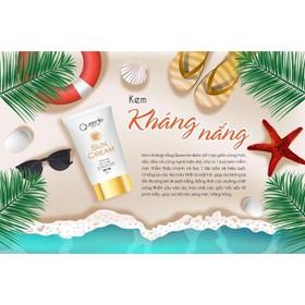 Kem chống nắng Queenie skin - CNQN