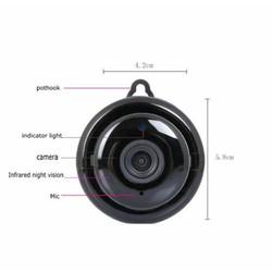 Camera Ip Wifi V380 treo tường [ĐƯỢC KIỂM HÀNG]
