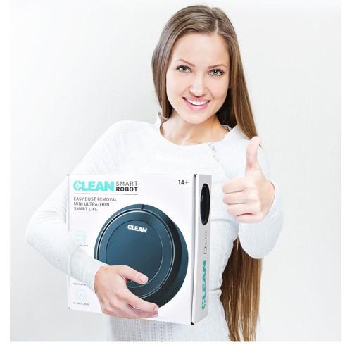 robot hút bụi CLEAN