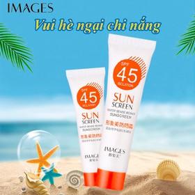 [CHÍNH HÃNG] Kem chống nắng dưỡng da Images SPF45 PA+++ 15g kem chống nắng mặt kem chống nắng toàn thân KR-S10 - KR-S10
