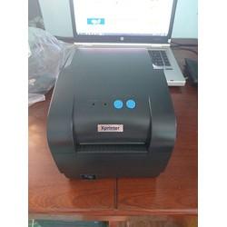máy in tem mã vạch Xprinter 330B