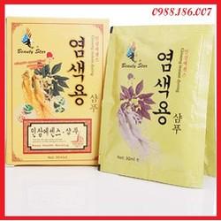 Dầu gội đen tóc thảo dược Hàn Quốc Beauty Star