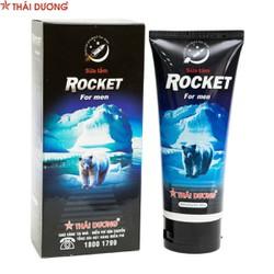 Sữa Tắm Rocket Từ Công Ty Sao Thái Dương - Hương Nam Tính Mạnh Mẽ - 200ml