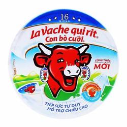 phô mai con bò cười hộp 16 miếng 240g