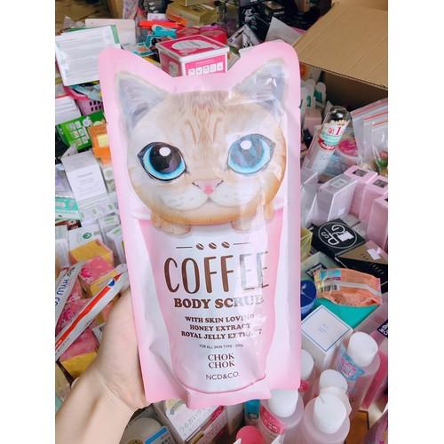 Tẩy tế bào chết body coffee chok chok - 12513670 , 20316072 , 15_20316072 , 280000 , Tay-te-bao-chet-body-coffee-chok-chok-15_20316072 , sendo.vn , Tẩy tế bào chết body coffee chok chok