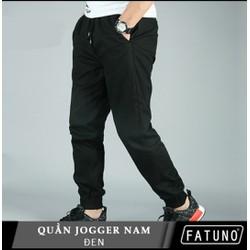 MIỄN SHIP ĐƯỢC XEM HÀNG Quần Jogger nam vải kaki dày đẹp màu đen dáng Hàn Quốc nhiều màu lựa chọn