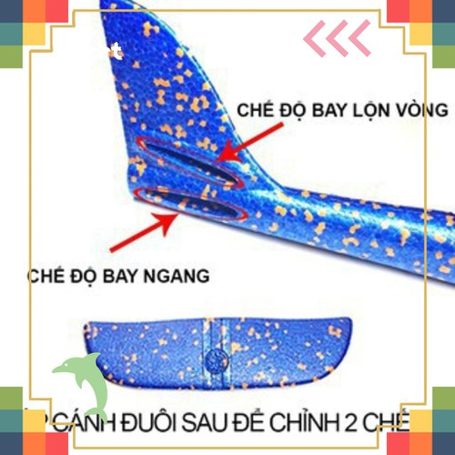 Quà Bé Yêu Sản Phẩm Máy Bay Xốp Tiêm Kích Phi Tay Cho Bé Bay Được 2 Chế Độ DAN2869 For Kids - 11197454 , 20309370 , 15_20309370 , 59000 , Qua-Be-Yeu-San-Pham-May-Bay-Xop-Tiem-Kich-Phi-Tay-Cho-Be-Bay-Duoc-2-Che-Do-DAN2869-For-Kids-15_20309370 , sendo.vn , Quà Bé Yêu Sản Phẩm Máy Bay Xốp Tiêm Kích Phi Tay Cho Bé Bay Được 2 Chế Độ DAN2869 For Ki