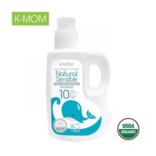 Nước giặt đồ sơ sinh hữu cơ k-mom chính hãng nhập khẩu hàn quốc