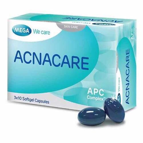 Thực phẩm chức năng viên uống acnacare