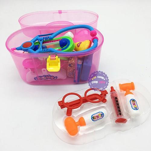 Bộ đồ chơi bác sĩ cho bé |Bộ đồ chơi bác sĩ cho bé - 11359632 , 20308458 , 15_20308458 , 100000 , Bo-do-choi-bac-si-cho-be-Bo-do-choi-bac-si-cho-be-15_20308458 , sendo.vn , Bộ đồ chơi bác sĩ cho bé |Bộ đồ chơi bác sĩ cho bé