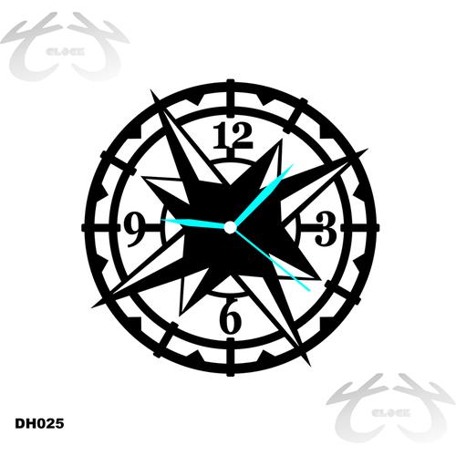 Đồng hồ treo trường 3 trong 1