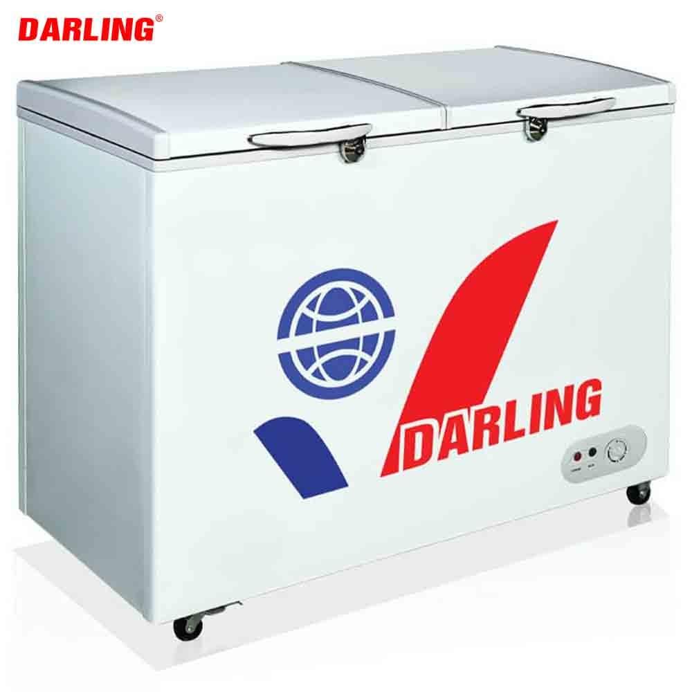 Tủ đông mát darling 370 lít dmf-3888wx trắng