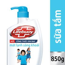 Sữa Tắm Lifebuoy Mát Lạnh Sảng Khoái 850g - 8934868111832